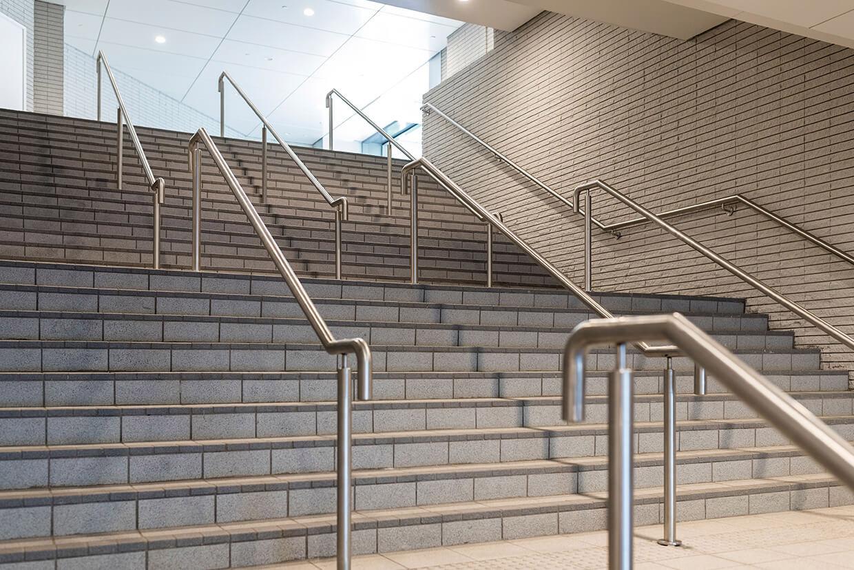 Escaleras en Mármol y Granito en Inmacon