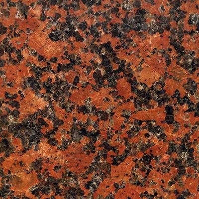 Encimeras Granito Rojo Príncipe